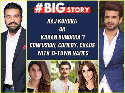 #BigStory! Confusion, comedy, chaos with B-Town names