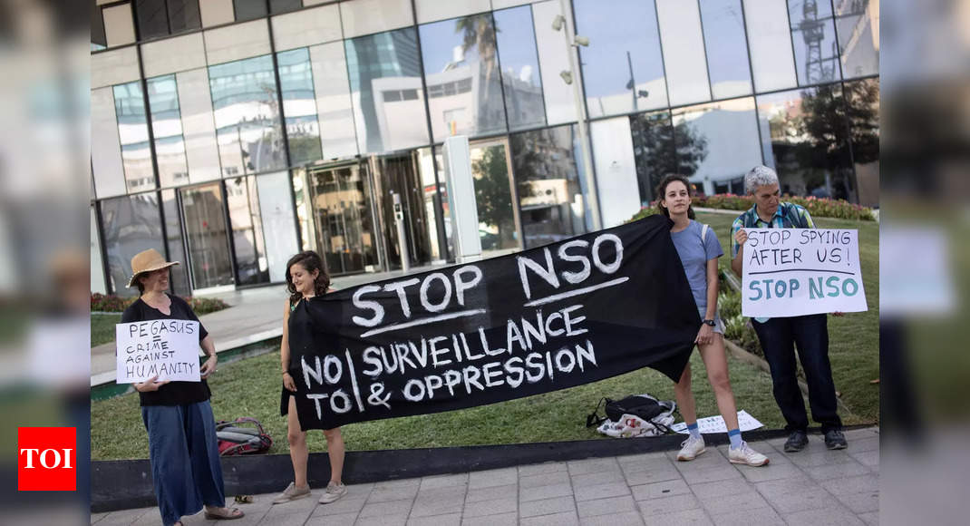 NSO Group blocks some governments from using Pegasus spyware after Israel mounts pressure – Times of India