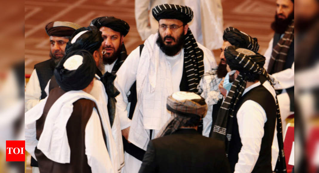 Over 24,000 Taliban killed, wounded in 4 months: Afghan Ministry – Times of India
