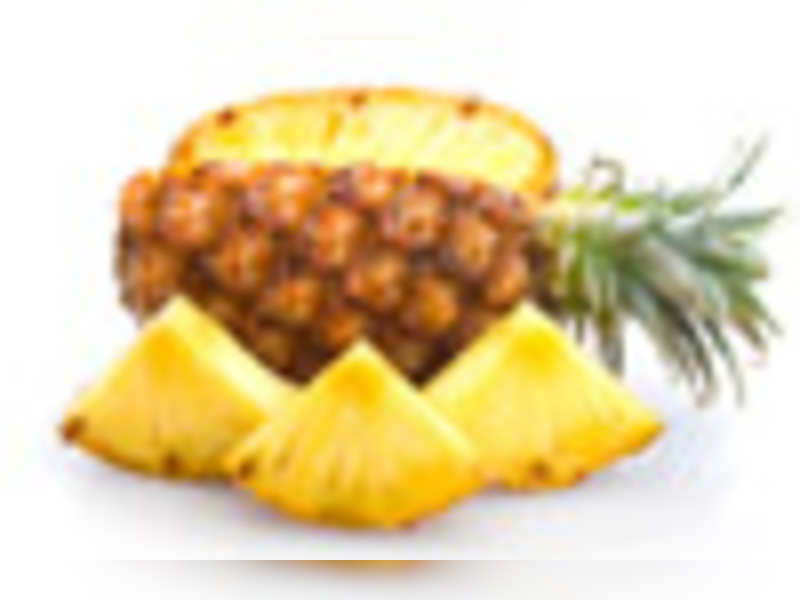 Suffering from cold? Have pineapple juice