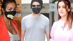 From Kartik Aaryan to Nupur Sanon, Bollywood celebs spotted in Mumbai