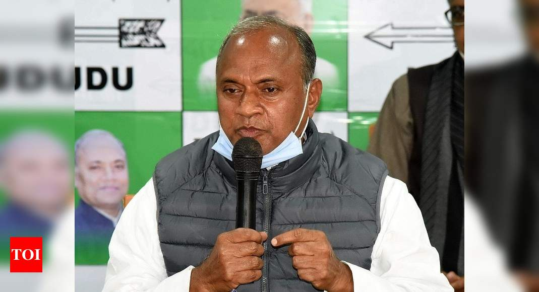 Union minister RCP Singh may be asked to step down from JD(U) president's post