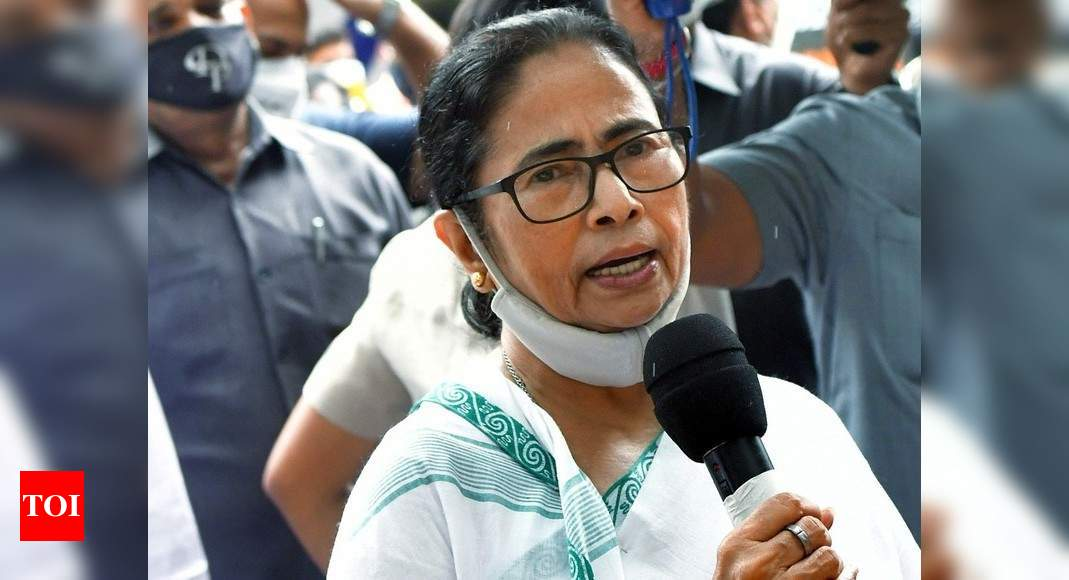 Will come back to Delhi every 2 months: Mamata