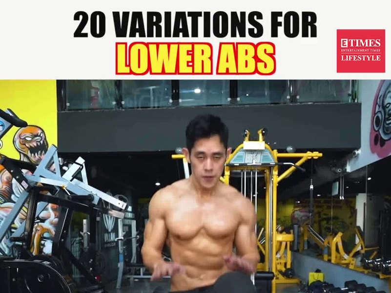 20 Lower Ab Exercises