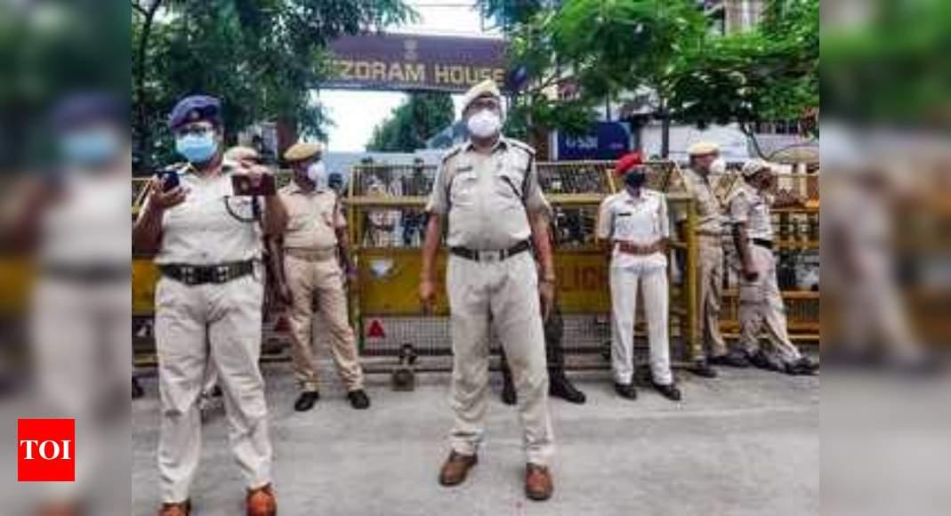 Mizoram front still tense, Assam holds border talks with Nagaland