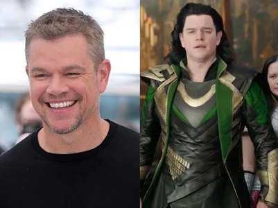 Matt Damon confirms his return in 'Thor 4'