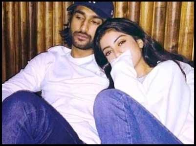 Meezaan Jafri finds Navya Naveli 'attractive'