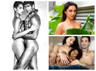 Celebs' photoshoots mired in controversy