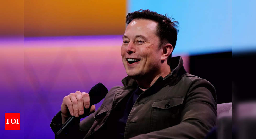 Elon Musk says Apple is charging a global internet tax – Times of India