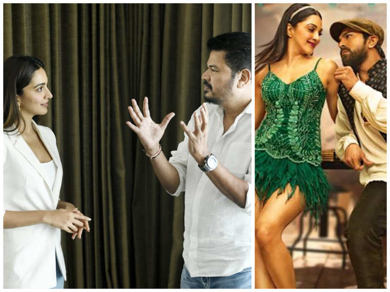 Kiara Advani to share screen with Ram Charan for the second time in Shankar's #RC15