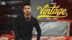 Punjabi Gana 2021: Latest Punjabi Song 'Vintage' Sung by Preet