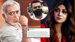 Hansal Mehta tweets in support of Shilpa Shetty Kundra amid husband Raj Kundra's porn scandal: No matter what the ultimate truth, damage is already done