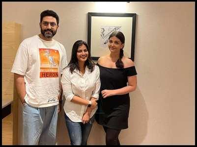 Aishwarya's latest pic spark pregnancy rumours