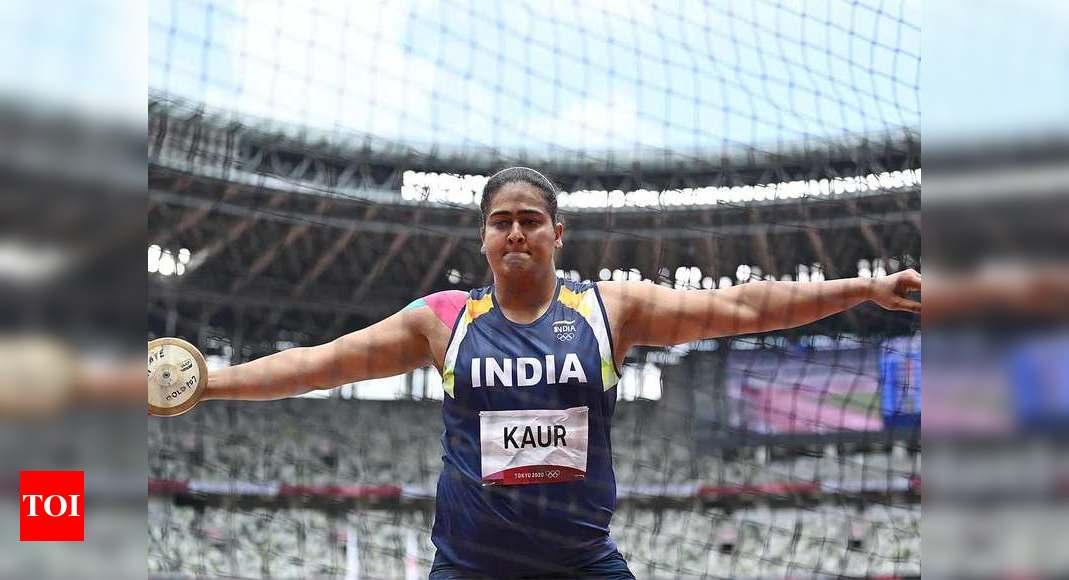 Will give best shot to win Olympic medal: Kamalpreet Kaur tells father