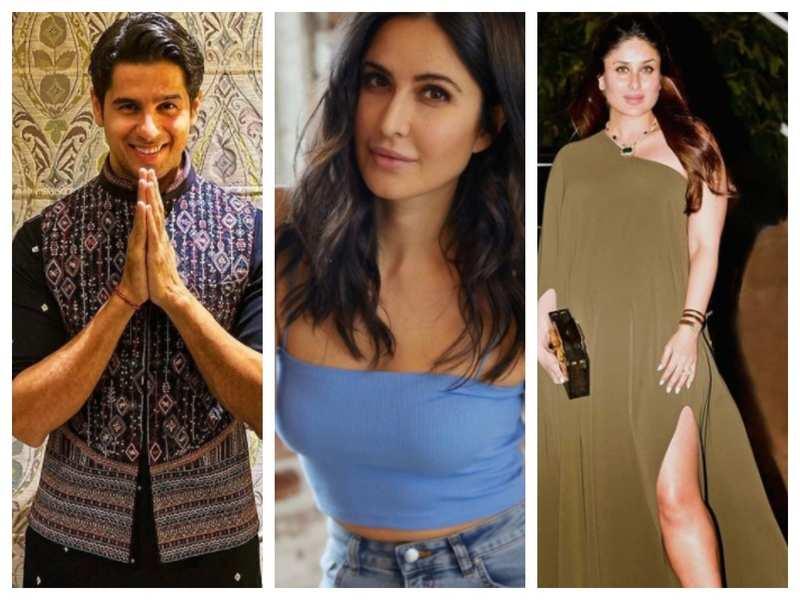 Happy Birthday, Kiara Advani: Sidharth Malhotra, Kareena Kapoor Khan, Sara Ali Khan and other celebs wish the actress