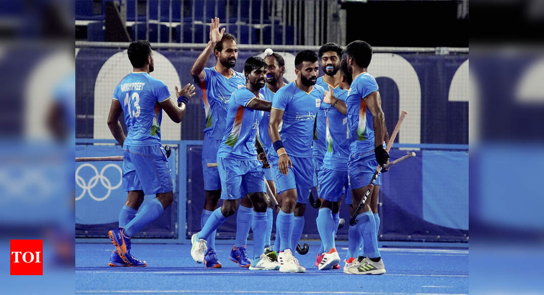 India eye Olympic semifinal berth after 41 years in men's hockey