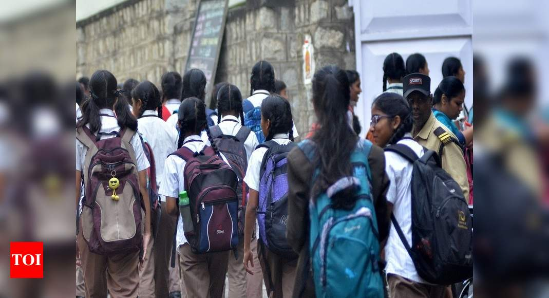 Students not satisfied with results can give improvement exam: ICSE – Times of India