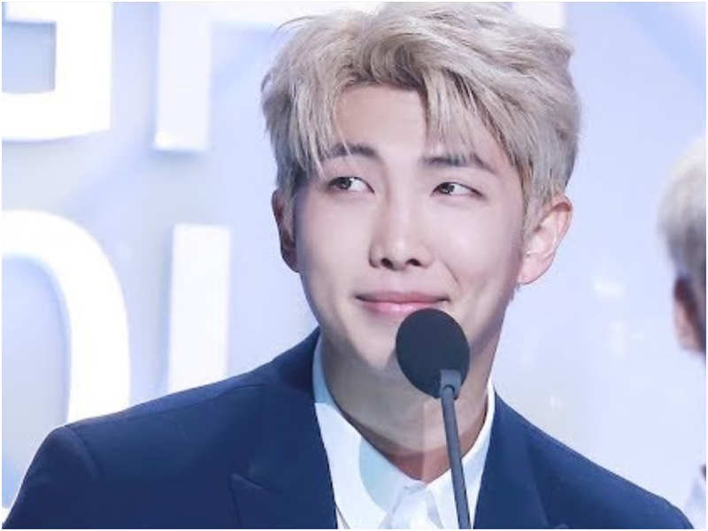 BTS leader RM opens up on being nominated for the GRAMMYs, but not winning