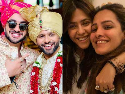 Aly-Rahul to Anita-Ekta; TV town's BFFs