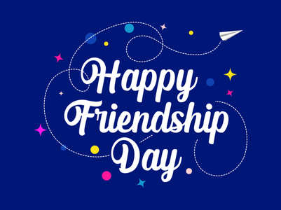 Friendship day greeting cards to share with your friends