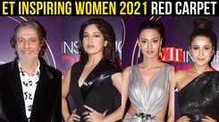 ET Inspiring Women 2021 | Bhumi Pednekar, Chunky Panday, Erica Fernandes, Shehnaaz Gill | RED CARPET