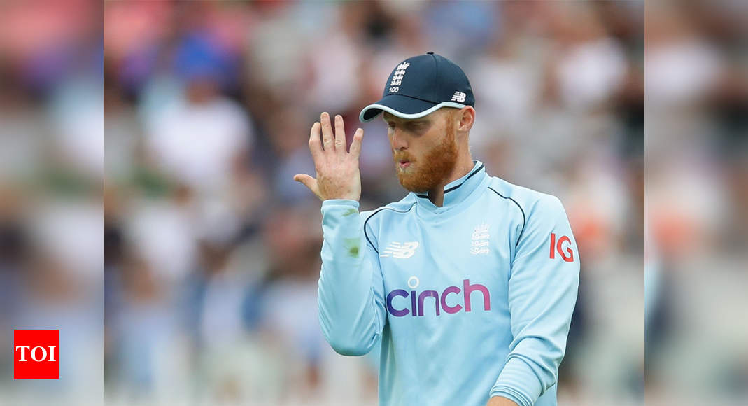 Leach says England back Stokes over mental health break | Cricket News – Times of India