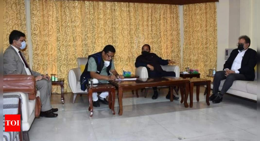 Assam, Nagaland sign pact to end border stand-off
