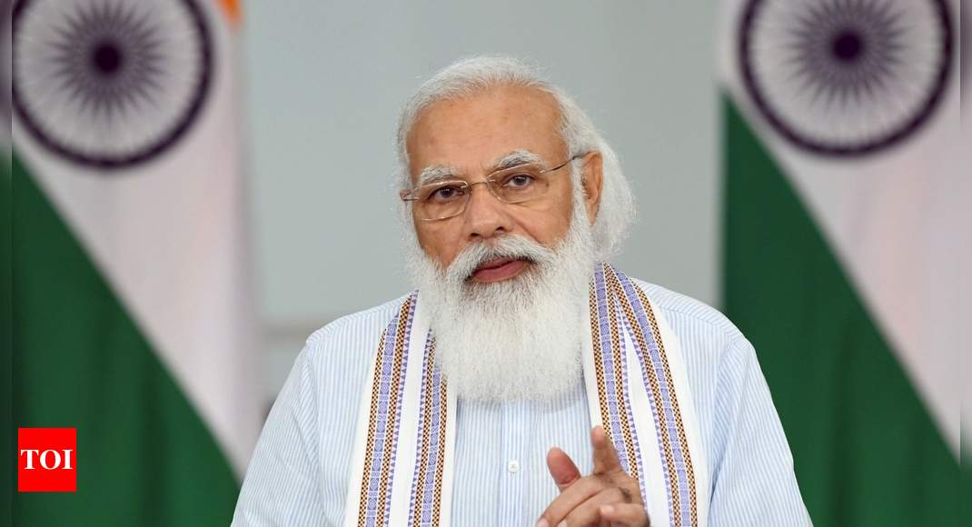 Change public's poor perception of police: PM to IPS probationers | India News – Times of India