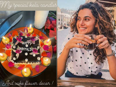 Taapsee: Excited for what life has in store