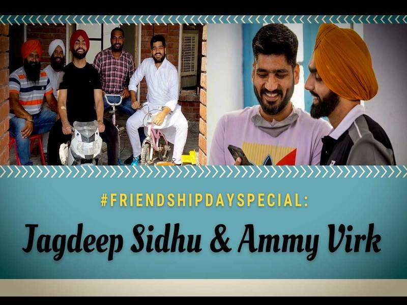 Jagdeep Sidhu on his and Ammy Virk's friendship: We don't hold each other back