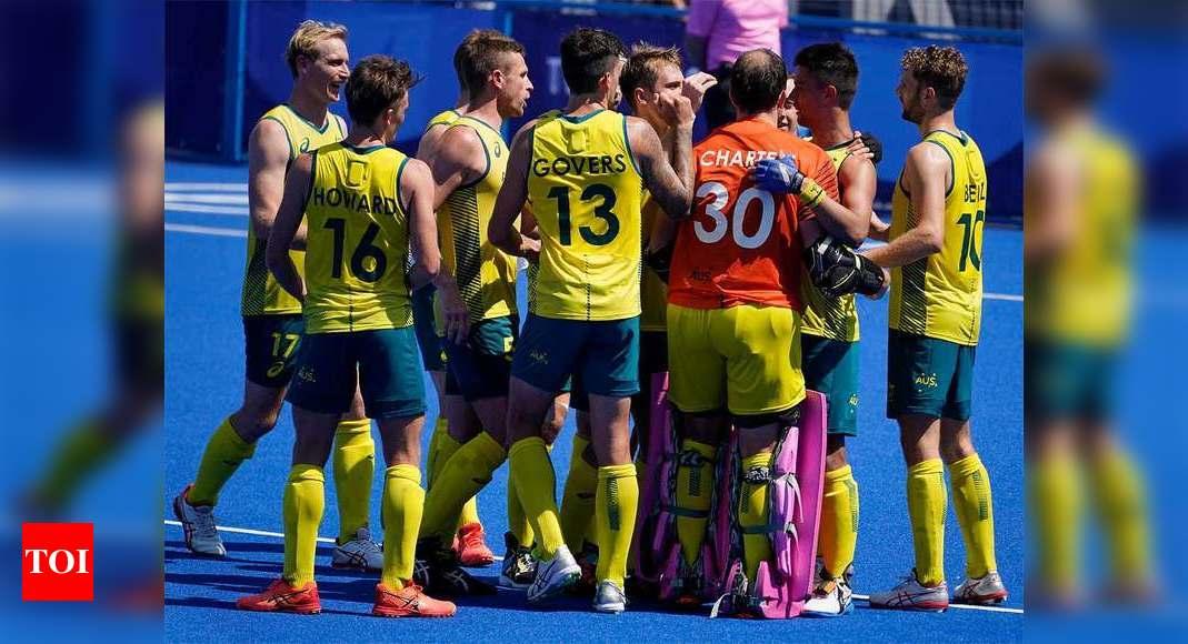 Tokyo Olympics 2020: Australia to face Germany in men's hockey semifinals | Tokyo Olympics News – Times of India