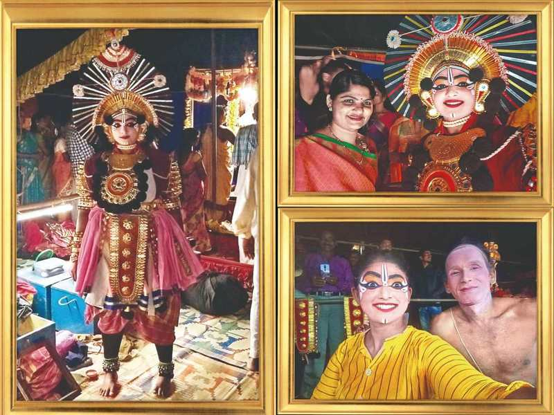 Performing Yakshagana on stage again was liberating for me: Bhoomi Shetty