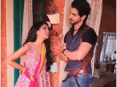 Megha and Sahil bond over making reels