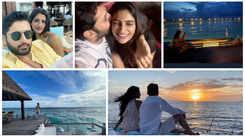 Nithiin and Shalini Kandukuri return from their Maldives vacay