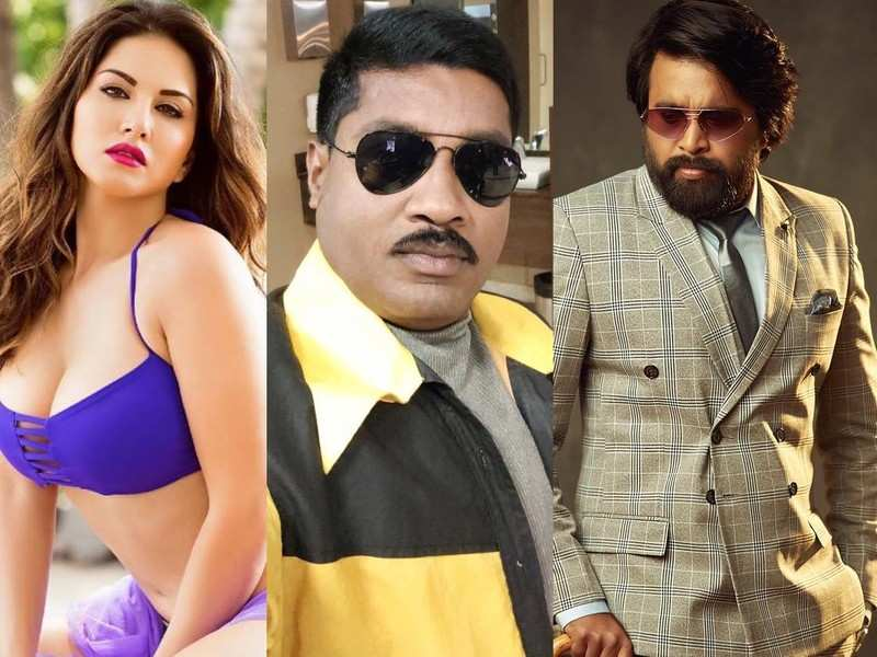 Sunny Leone and GP Muthu come together for Sasikumar's next