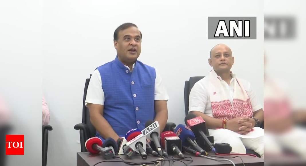 Assam govt will go to Supreme Court soon, says CM Himanta Biswa Sarma amid border  row with Mizoram