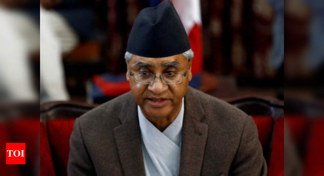 Nepal's Cabinet expansion likely by Monday – Times of India