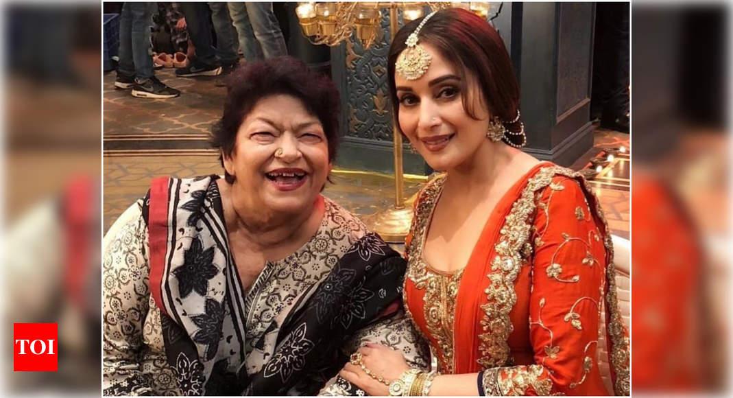 Saroj's daughter wants Madhuri to narrate mom's biopic