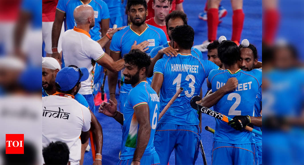 India beat Britain to enter semis of Olympics men's hockey after 49 years