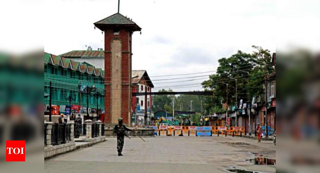 Parliamentary committee on home affairs to visit Jammu and Kashmir, Ladakh