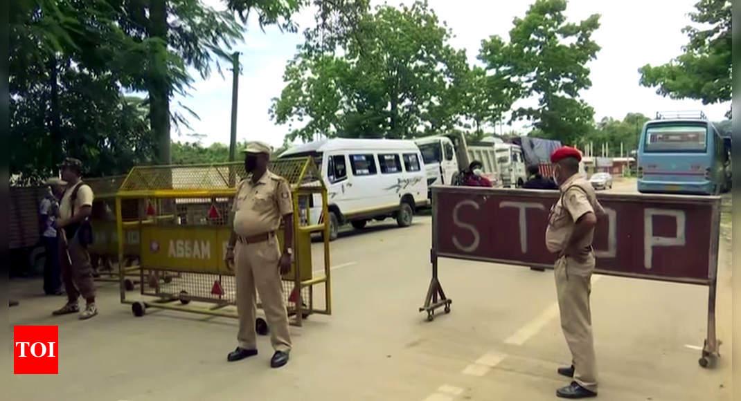 Assam blocking movement of vehicles carrying medical supplies: Mizoram health minister