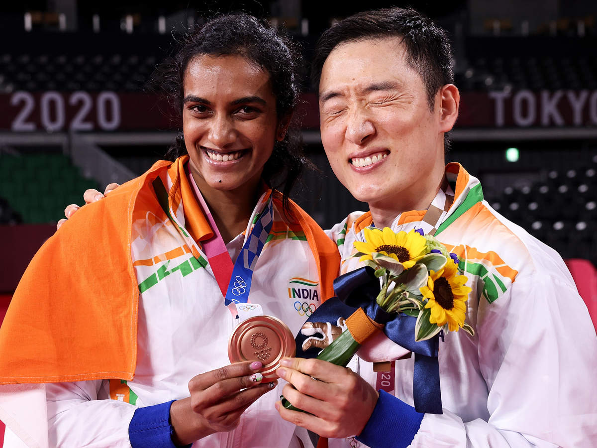 Indian Olympic Coaches Pv Sindhu Coach KreedOn