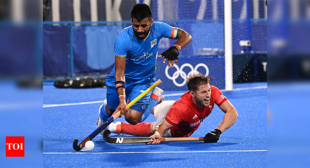 Manpreet Singh says players 'almost killed themselves' in pursuit of win