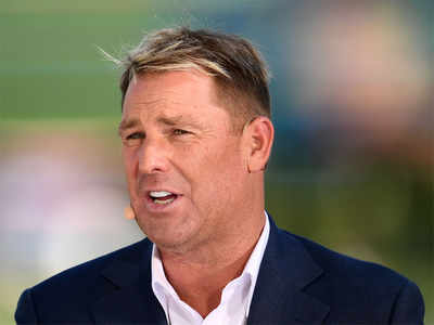 Shane Warne. (Photo by Quinn Rooney/Getty Images)