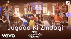 Check Out Popular Hindi Official Lyrcial Music Video - 'Jugaad Ki Zindagi' Sung By Parry G