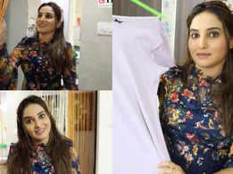 Choti Sardarni fame Yuvleen Kaur gives a tour of her cosy abode