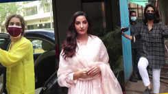 Tamannaah Bhatia, Nora Fatehi, Sanya Malhotra and other B-town divas snapped in Mumbai