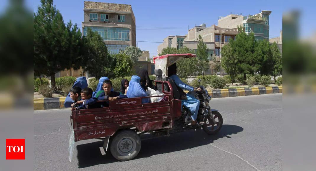 US to begin new Afghan refugee program