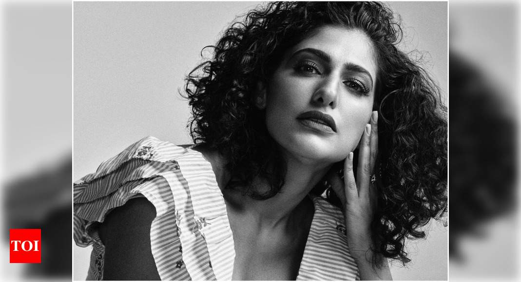 Kubbra Sait: Pandemic has taught that we need only so much – Times of India
