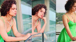 Kangana Ranaut breaks the internet with her new glamorous pictures